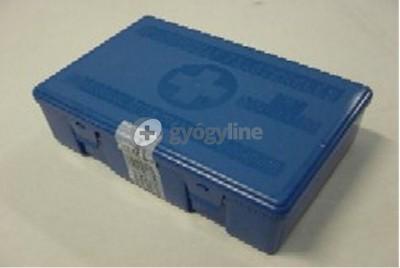 Elsősegély doboz felszerelés B típusú személygépkocsihoz 1 db