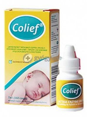 Colief laktáz enzim csepp 7 ml