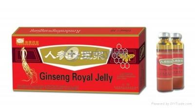 Dr. Chen ginseng royal jelly ampulla 10 x 10 ml