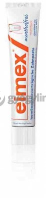 Elmex mentolmentes fogkrém 75 ml
