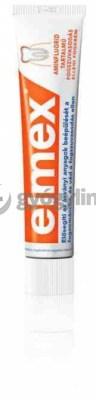 Elmex red fogkrém felnőtteknek 75 ml