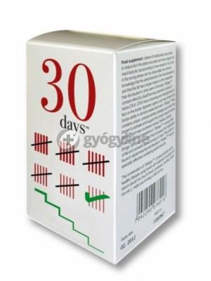30 Days tabletta 120 db