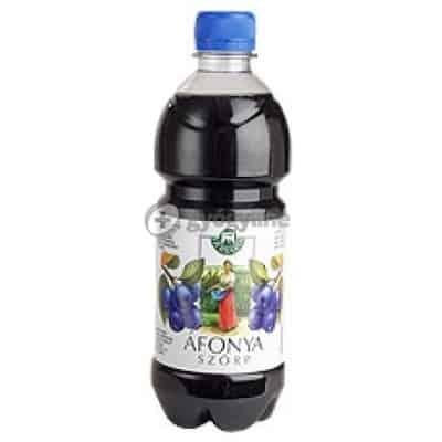 Herbária áfonya szörp 500 ml