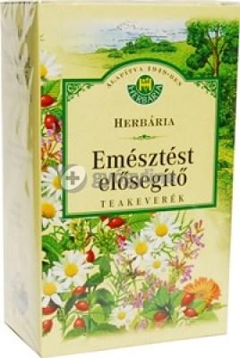 Herbária emésztést elősegítő teakeverék 100 g