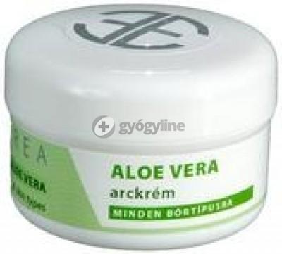 Estrea Aloe vera arckrém bőrápoló 70ml