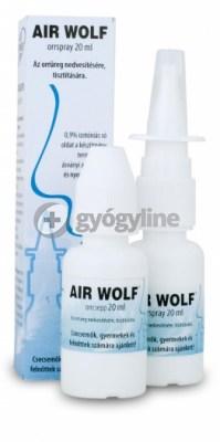 Air Wolf orrcsepp 20 ml