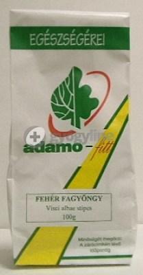 Adamo fehér fagyöngy tea 100 g