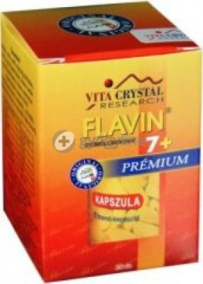 Flavin7+ prémium kapszula - 90 db