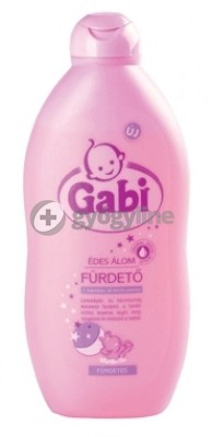 Gabi Baba édes álom fürdető 400 ml