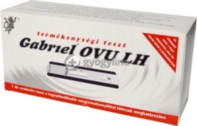 Gabriel OVU-LH termékenységi teszt 7db