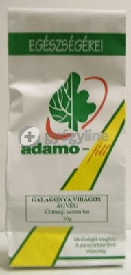 Adamo galagonya virágos hajtásvég tea 50g