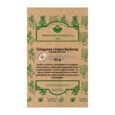 Herbária galagonya virág hajtásvég tea 40 g