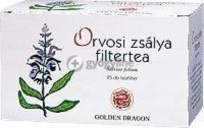 Dragon orvosi zsálya tea 25 db