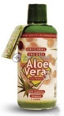 Eredeti aloe vera nektár áfonyával 1000 ml
