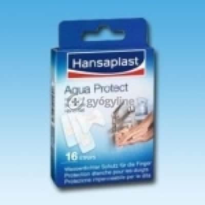 Hansaplast aqua protect sebtapasz 20 db