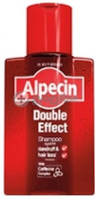 Alpecin Doppel Effect sampon, 200 ml