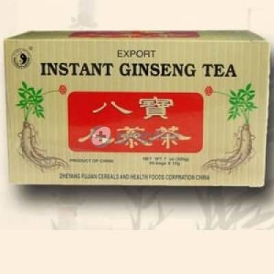 Dr. Chen ginseng instant tea 20 db