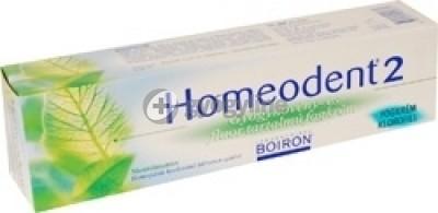 Homeodent 2 klorofilles fogkrém 75 ml