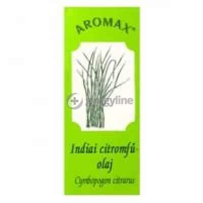 Aromax indiai citromfű illóolaj 10 ml