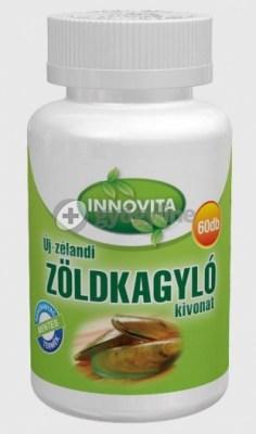 Innovita Új-Zélandi zöldkagyló kapszula 60 db
