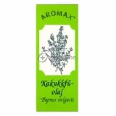 Aromax kakukkfű illóolaj 10 ml