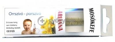 Arianna mosókefe orrszívó-porszívóhoz 1 db