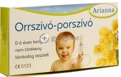 Arianna orrszívó-porszívó 1 db