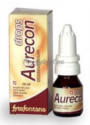 Aurecon fülcsepp 10 ml