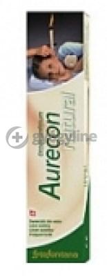 Aurecon natural fülgyertya 2 db