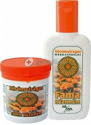 Fáma körömvirág munkavédelmi kézkrém - 100 ml