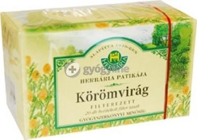 Herbária körömvirág tea 20 db