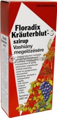Krauterblut-S szirup, 250 ml