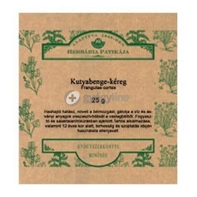 Herbária Kutyabengekéreg tea 25 g