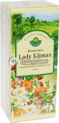 Herbária Lady Klimax teakeverék 20 db