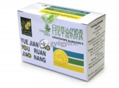Dr. Chen ligetszépe olaj kapszula 50 db