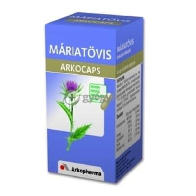Arkocaps máriatövis kapszula 45 db