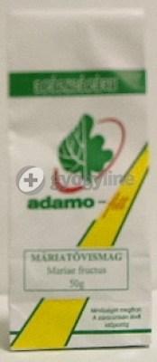 Adamo máriatövismag tea 50 g