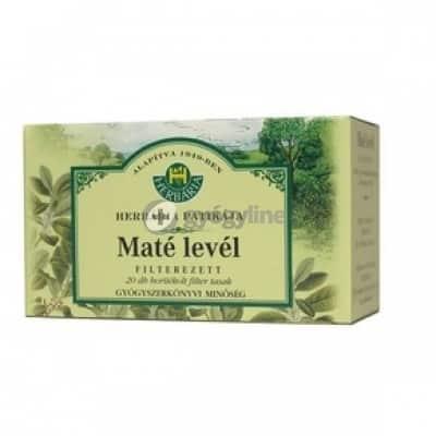 Herbária Maté tea  filteres  20 db