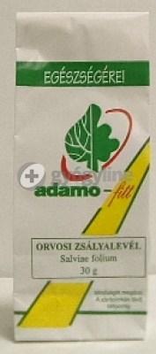 Adamo orvosi zsályalevél 30 g