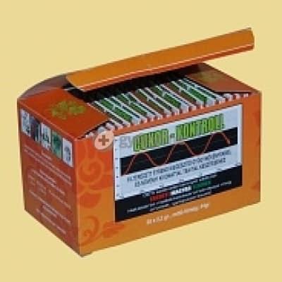 Cukor-kontroll tea 20 x 2,2 g