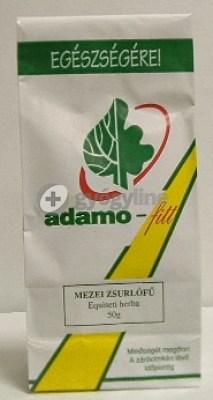 Adamo mezei zsurlófű tea 50 g