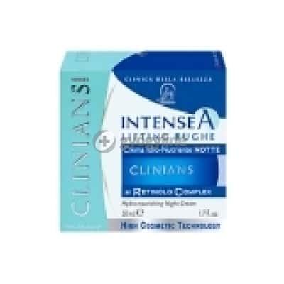 Clinians Intense-A ránctalanító éjszakai arckrém 50 ml