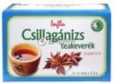 Dr. Chen csillagánizs teakeverék 15 filter