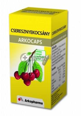 Arkocaps cseresznyekocsány kapszula 45 db