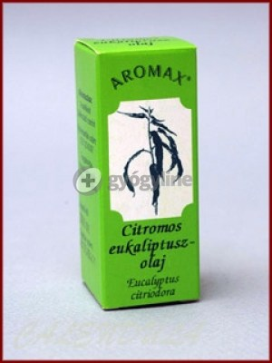 Aromax citromos-eukaliptusz illóolaj 10 ml