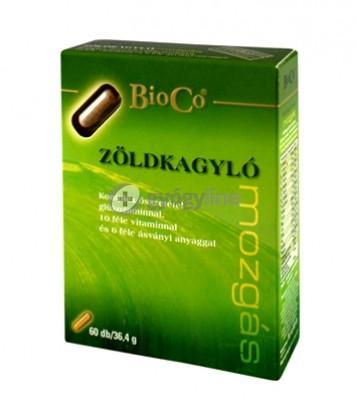 Bioco zöldkagyló pure kapszula 90 db