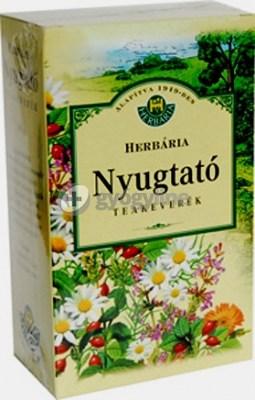 Herbária nyugtató tea 100 g
