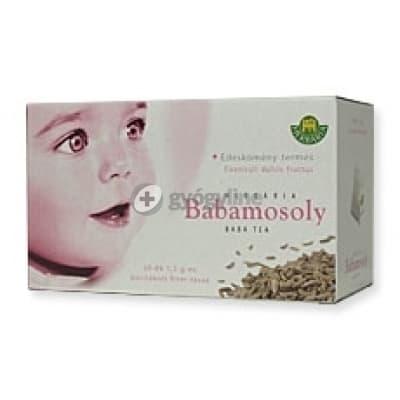 Babamosoly édeskömény baba tea 20 x 1,5 g
