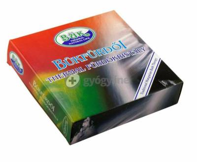 Bükfürdői thermál fürdőkristály - 500 g