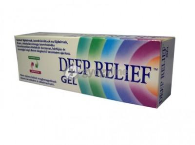 Deep relief gél 50 g